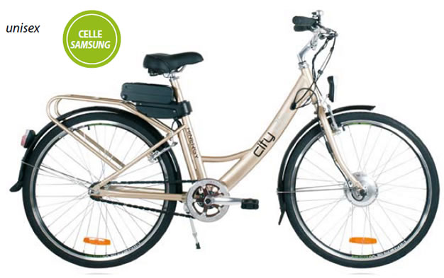 Bici Wayel City 24-26